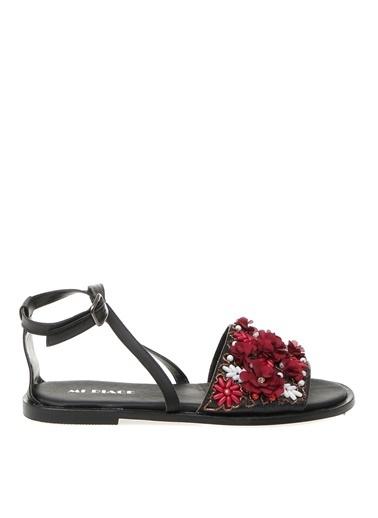 Mi Piace Sandalet Siyah